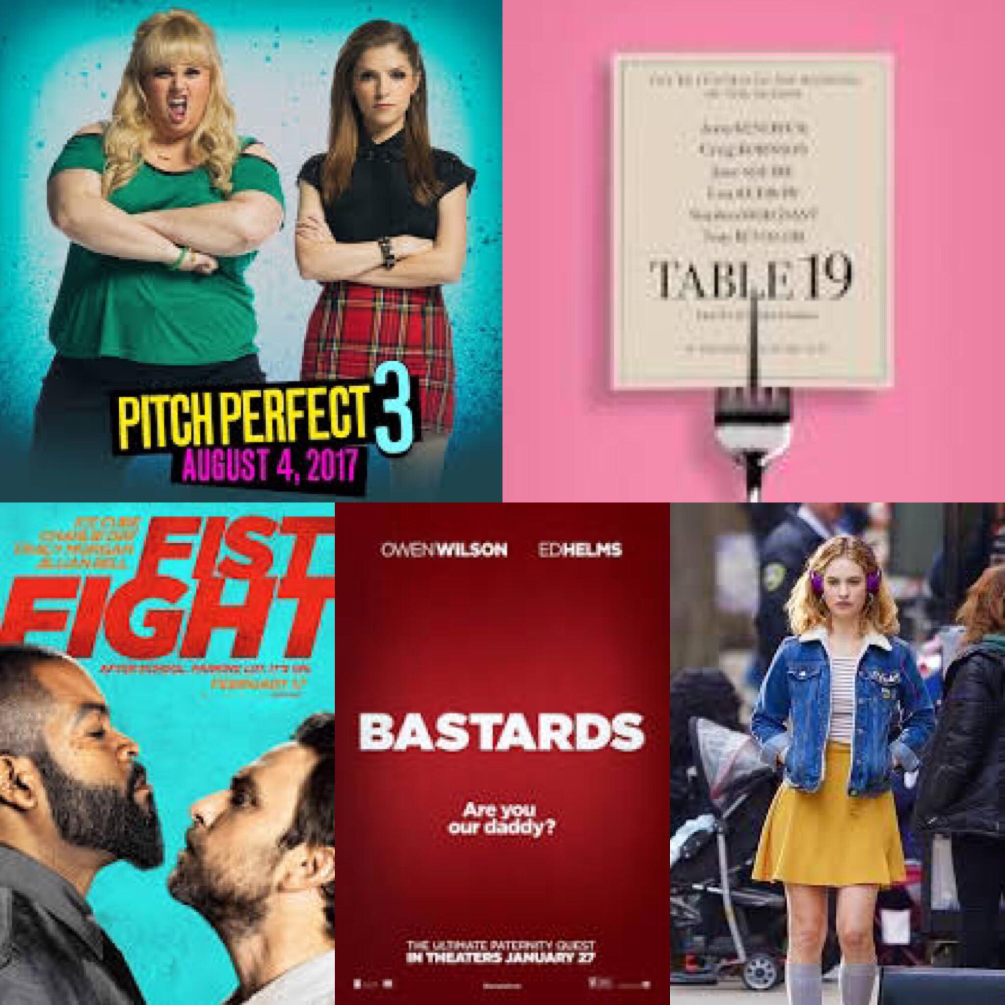 peliculas comedia 2017