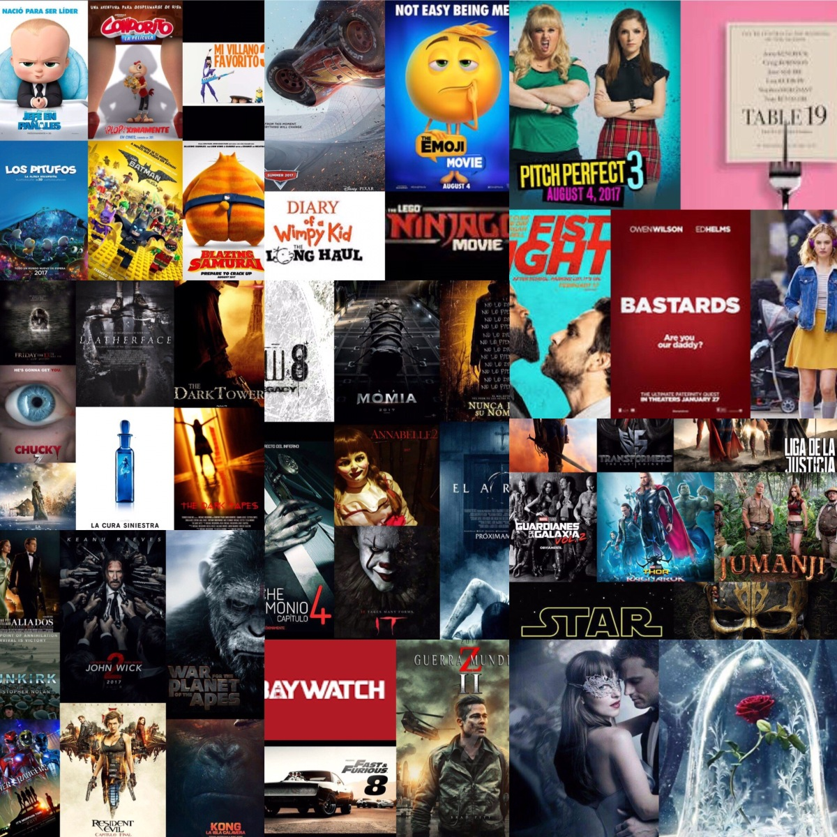 Las Películas Más Esperadas De Este 2017