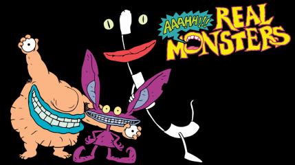 ahhh real monsters