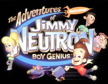 the aventures of jimmy neutron